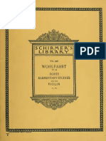 forty elementary studies op.54 wohlfahrt