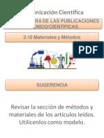 9. Materiales y Metodos