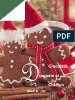 Ciocolată, Dragoste Și Crăciun de Anne K. Joy (Magia Crăciunului #1) (Primele Trei Capitole Gratuit)