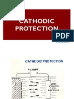 P CATHODIC PROTECTION