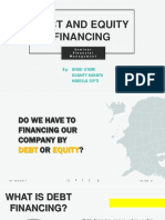 DEBT AND EQUITY. pptx.pptx