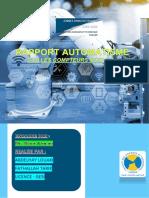Compte Rendu Automatisme2