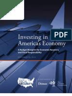 Investing in America's Economy