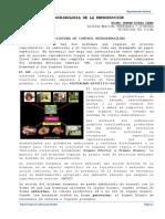 ENDOCRINOLOGIA DE LA REPRODUCCIÓN I