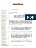 Informe Jurídico - Graña y Montero