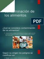 Contaminación de los alimentos.pptx