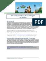Bulk Certification Exam Voucher - Partners_FY17