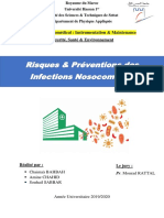 RAPPORT INFECTION NOSOCOMIALES