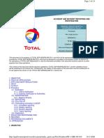 Accıdent And Incıdent Reportıng And Investıgatıon
