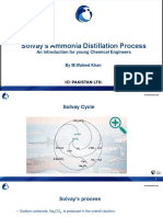 Solvay's Ammonia Distillation Process.pptx
