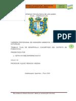 1 PLAN  DE DESARROLLO CONCERTADO POMACOCHA 2016