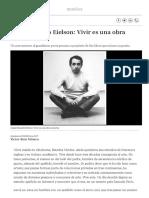 Jorge Eduardo Eielson_ Vivir es una obra maestra Reseñas _ El Comercio Perú