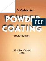 Nicholas Liberto (Ed.) - User's Guide to Powder Coating-Society of Manufacturing (2003)