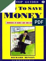 save money today