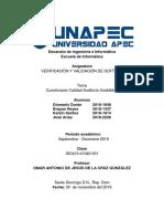 Práctica #9. Cuestionario Calidad-Auditoría-Usabilidad.docx
