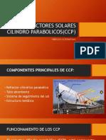COLECTORES SOLARES CILINDRO PARABOLICOS(CCP).pptx