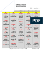 Crossfit program 6-01-20