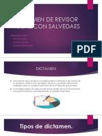 DICTAMEN DE REVISOR FISCAL CON SALVEDAES diapositivas.pptx