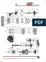 Diagrama Despiece Caja Automática 40TE-41TE