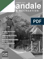 Urbandale Summer Guide