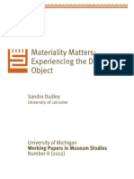 dudley_materiality matters_2012