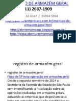 INSCRIÇÃO DE ARMAZÉM GERAL.pptx