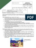 TRABAJO PRACTICO-SUMATIVO CUENTOS DE MI TIERRA- 1º M