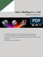 Standard Mechanical Seals