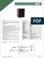 ITC T-7800 Series IP Speaker T-7807