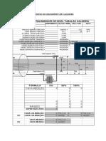 Cálculo Transmissor de Nível.doc
