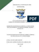 Análisis de Gestión de Inventarios de la Empresa Comercial Cell House Ibarra (ecu 2018)