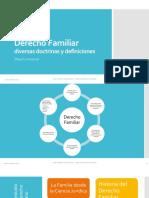 Doctrinas Definiciones Derecho Familiar - Scribd Roberto Arriola García