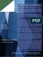 Perspectivas negativas de Economia & Regiones