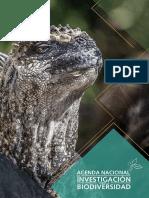 Agenda Nacional de Investigación sobre la Biodiversidad