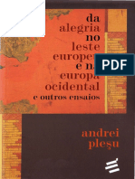 Da Alegria No Leste Europeu e n - Andrei Plesu.pdf
