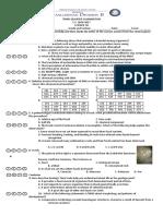 3rdQUARTER EXAM SCIENCE 10.docx