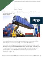 Exportaciones no tradicionales a Estados Unidos superaron los US$ 3 000 millones en primeros 10 meses del 2019 _ Gobierno del Perú