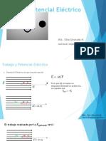 2 Diapositivas Trabajo y Potencial Electrico v1