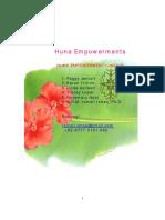 HUNA EMPOWERMENT YRI