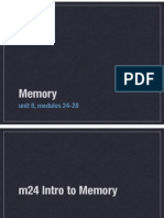u08 Memory Slides 2010.Key
