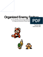 All the Enemy Sprites of SMB3 (NES Version)