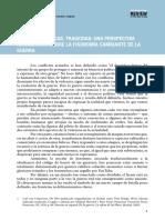 Artículo DIH-TÁCTICAS, TÉCNICAS, TRAGEDIAS