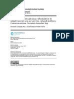 La epistemología cualitativa y el estudio de la subetividad