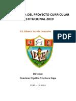 Estructura Del Pci 2018 -Original