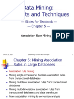 Web Minng - Mining Association Rules in Large Databases.ppt