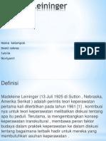Teori  Leininger ppt falsafah.pptx