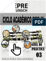 GUIA 03 - 2020 III TEORIA