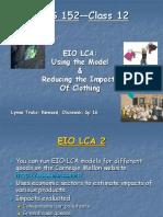 EnvS152 EIO LCA-12 Clothing.ppt