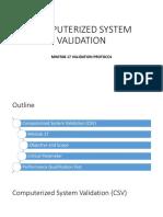 COMPUTERIZED SYSTEM VALIDATION.pptx
