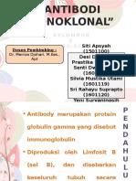21423_Antibodi Monoklonal (kelompok 2 S1-6C).pptx